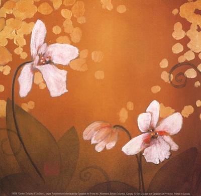 Garden Delights III by Don Li-Leger