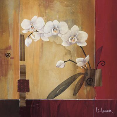 Orchid Lines II by Don Li-Leger