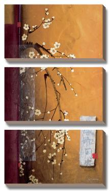 Oriental Blossoms III by Don Li-Leger