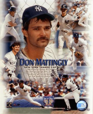 Don Mattingly - Legends of the Game Composite