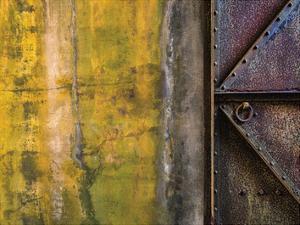 Artillery Door 2 by Don Paulson