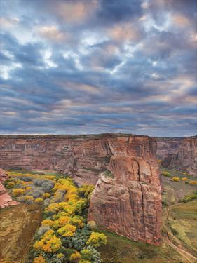 Canyon de Chelly National Monument by Don Paulson