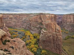 Canyon de Chelly National Park II by Don Paulson