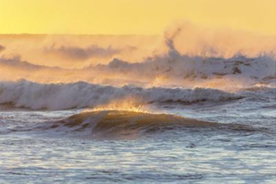 Ocean Surf by Don Paulson