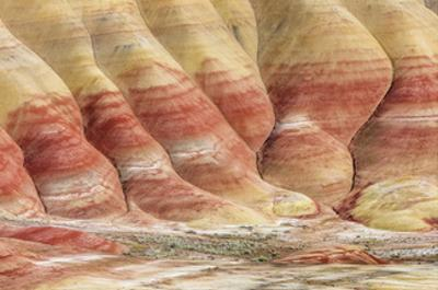 Painted Hills Unit 3 by Don Paulson