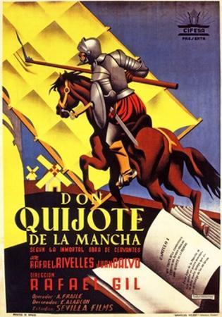 Don Quixote, 1947 (Don Quijote De La Mancha)