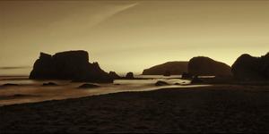 Schwartz - Coast Silhouette by Don Schwartz