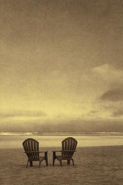 Schwartz - Two Beach Chairs by Don Schwartz