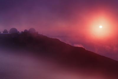 Haleakala Summit Light by Don Smith