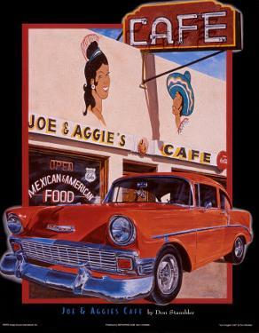 Joe & Aggies Cafe by Don Stambler