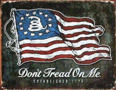 Don't Tread On Me - American Flag