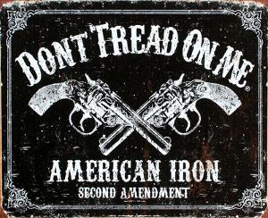 Don't Tread On Me American Iron Revolvers