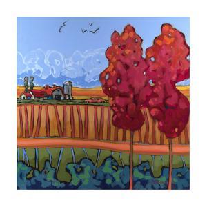 October Air by Don Tiller