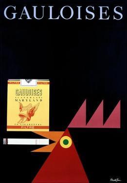 Gauloises by Donald Brun