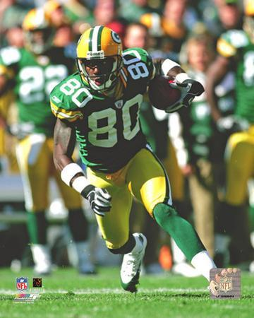 Donald Driver -2004 Action
