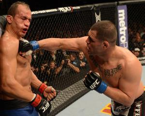 UFC 155: Dec 29, 2012 - Junior dos Santos vs Cain Velasquez by Donald Miralle