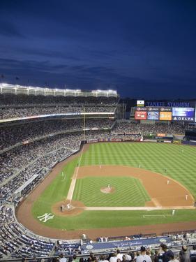 New Yankee Stadium, Located in the Bronx, New York, United States of America, North America by Donald Nausbaum