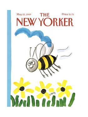 The New Yorker Cover - May 22, 1989 by Donald Reilly