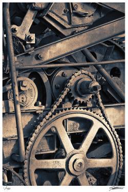 Gears 2 by Donald Satterlee