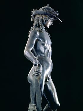 David, circa 1440 by Donatello