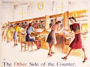 The Other Side of the Counter by Donia Nachshen