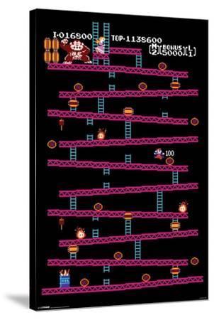 Donkey Kong - Level 1