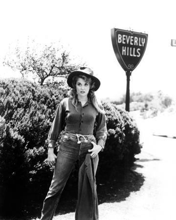 Donna Douglas - The Beverly Hillbillies