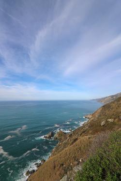 Big Sur Coastline Near the Pacific Coast Highway of California, Usa by Donna O'Meara