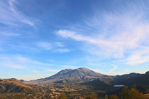 Mount Saint Helens National Volcanic Monument in Washington, Usa by Donna O'Meara