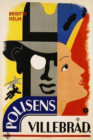 Polisens Villebrad Movie Poster