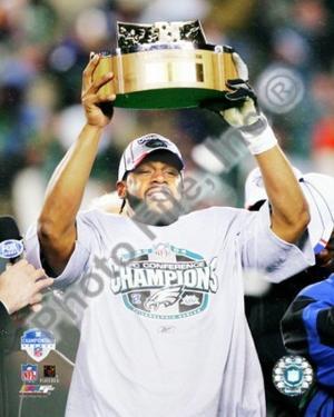 Donovan McNabb - 2004 NFC Championship Trophy