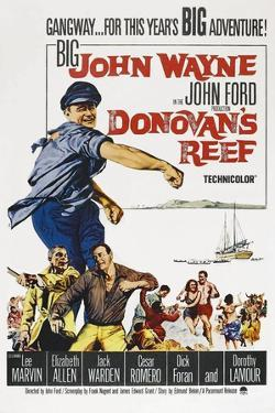Donovan's Reef [1963], Directed by John Ford.