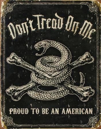 Dont Tread On Me Proud To Be An American