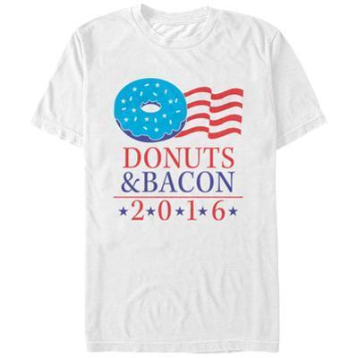 Donut & Bacon Ticket 16