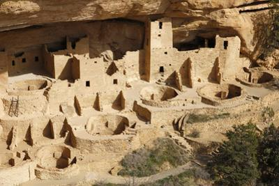 Cliff Palace, Mesa Verde National Park, Colorado by Donyanedomam