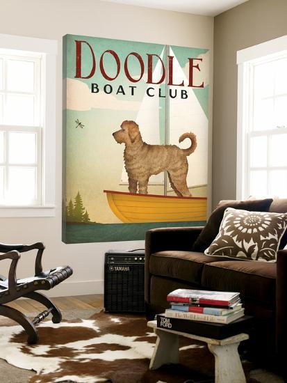 Doodle Sail-Ryan Fowler-Loft Art