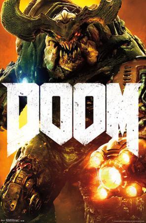 Doom- Cyber Demon
