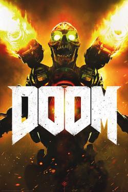 Doom- Key Art