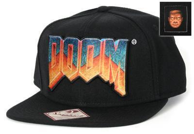 Doom- Logo Snapback