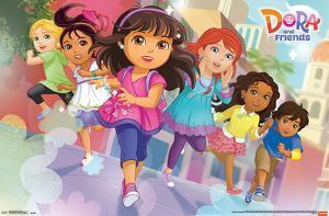 Dora & Friends - Running