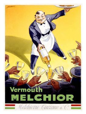 Vermouth Melchior by Dorfi