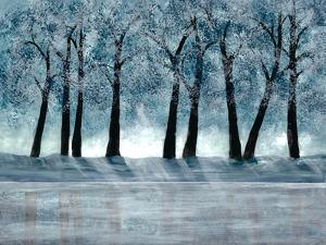 Blue Force 1 by Doris Charest