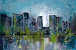 City Nights 2 by Doris Charest