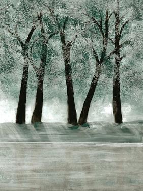 Green Forest 3 by Doris Charest
