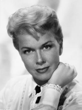 "Doris Day. ""The Man Who Knew Too Much"" 1956, Directed by Alfred Hitchcock"