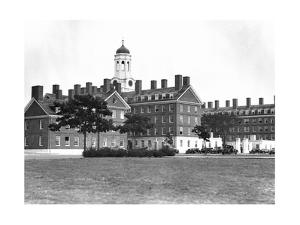 Dormitories at Harvard University