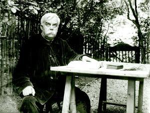 Leon Bloy (1846-1917) by Dornac