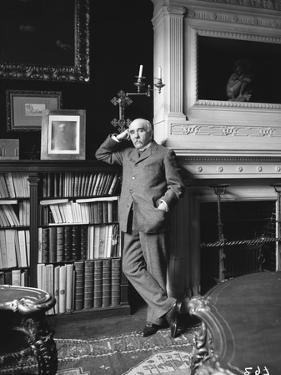 Portrait of Georges Clemenceau by Dornac
