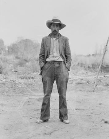 Mexican Field Worker, Father of Six.