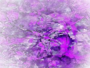Lost in Pink and Purple by Dorothy Berry-Lound